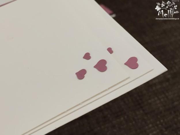 Stampin Up, Hochzeit, Einladung, Karten, Tischkarte, Menü, Mellis Stempelparadies, Zarte Pflaume (3)