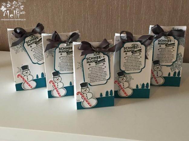 Schneemannsuppe, Stampin Up, Punchboard für Geschenktüten, Mellis Stempelparadies (1) (Kopie)