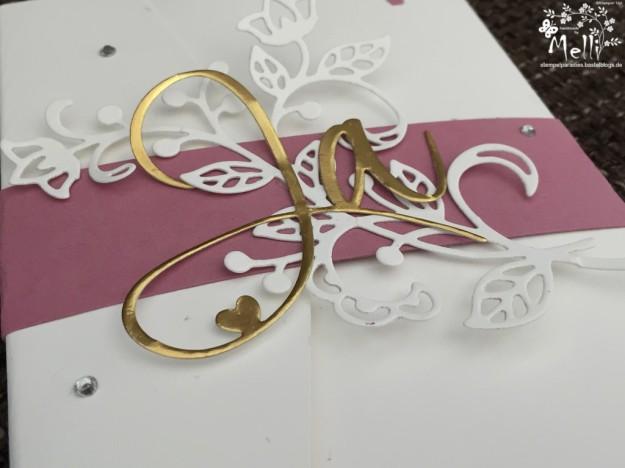 Stampin Up, Hochzeit, Einladung, Karten, Tischkarte, Menü, Mellis Stempelparadies, Zarte Pflaume (13)