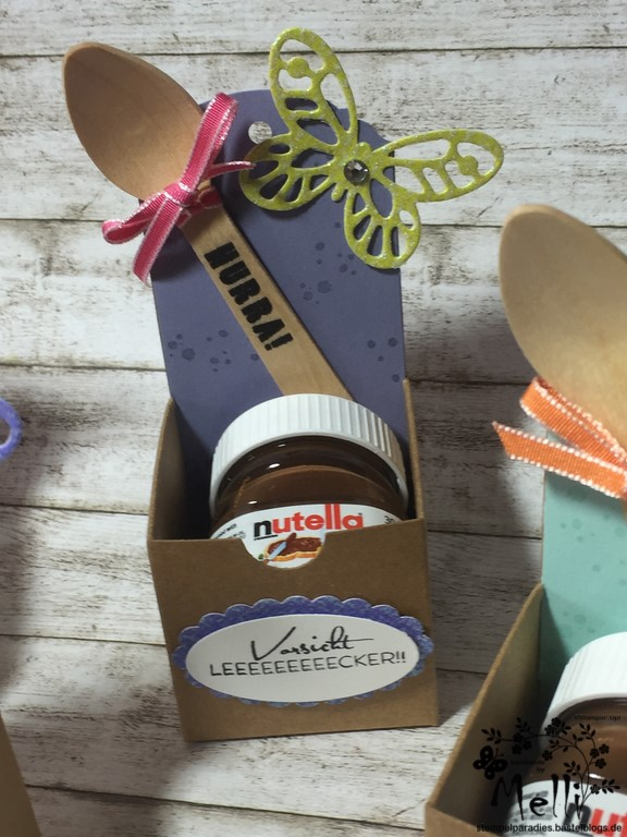 Stampin Up, Mini-Nutella, Box Nutellabox, Mellis Stempelparadies (9)