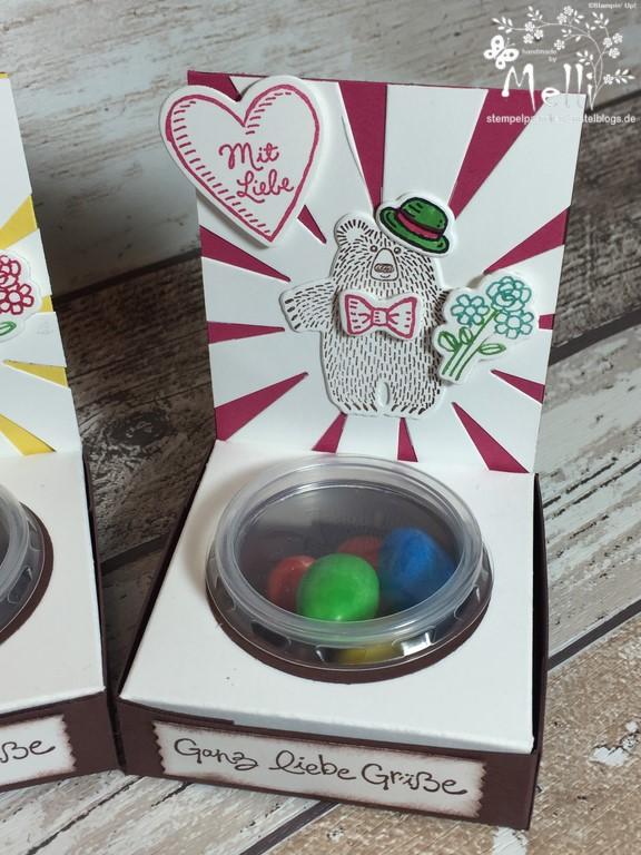 Stampin Up,Candyholder, Stempelset Bärengruß, Mellis Stempelparadies (4) (Kopie)