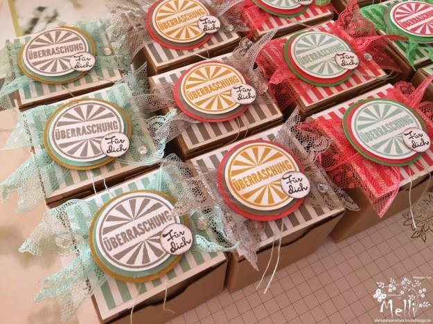 Stampin Up, Mini Geschenkschachteln, (1) (Kopie)