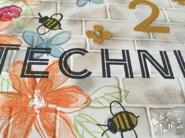 Stempeltechnikbuch 2, Stampin Up, Mellis Stempelparadies, Garden in Blooms (2) (Kopie)