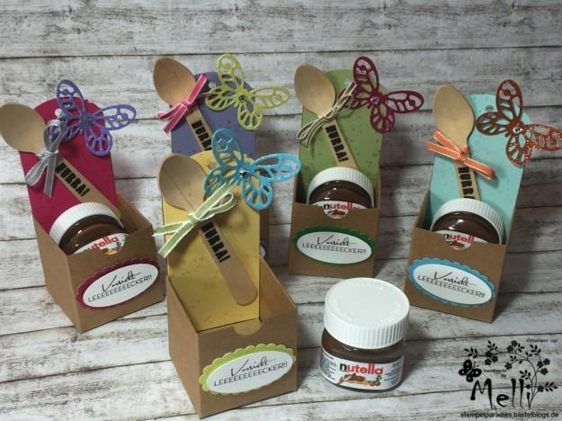 Stampin Up, Mini-Nutella, Box Nutellabox, Mellis Stempelparadies (2)