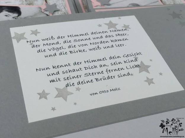 Stampin Up, Dankeskarte, Geburt (2)