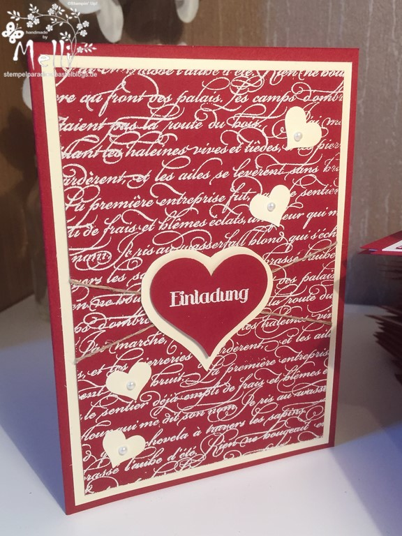 Stampin Up, Einladung, Hochzeit, En Francaise (2) (Kopie)