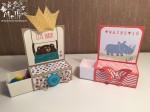 Kindergeburtstag, Verpackung, Stampin Up (3)