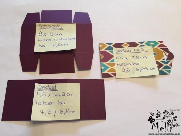 Anleitung Süße Schachtel, MonCherie, Stampin Up (1)