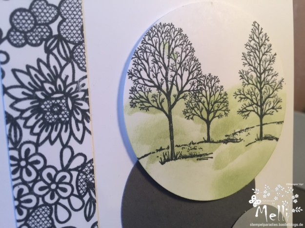 Stampin Up, Trauerkarte, Something Lacy, Lovely Trees (3) (Kopie)