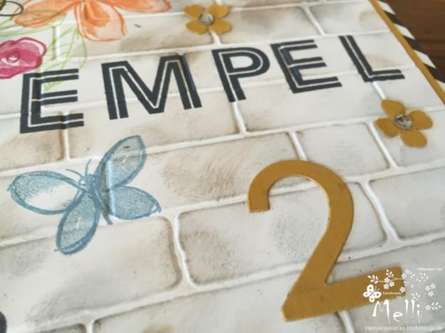 Stempeltechnikbuch 2, Stampin Up, Mellis Stempelparadies, Garden in Blooms (3) (Kopie)