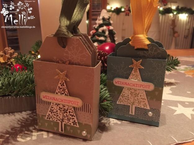 Weihnachtlicher Anhänger