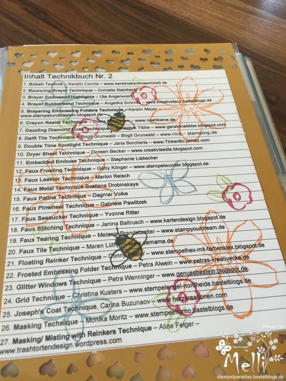 Stempeltechnikbuch 2, Stampin Up, Mellis Stempelparadies, Garden in Blooms (4) (Kopie)