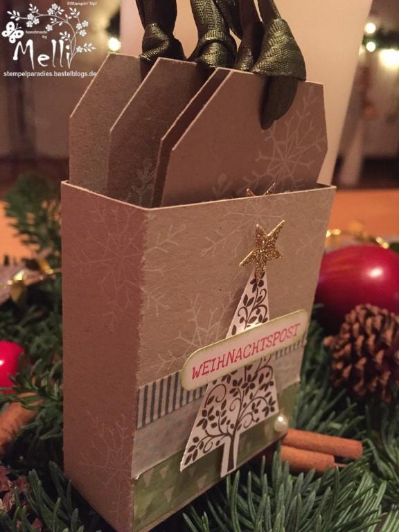Weihnachtlicher Anhänger Savanne2