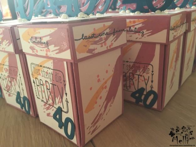 Stampin Up, Explosionsbox, Geburtstag, Einladung, Mellis Stempelparadies (4)